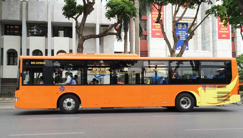 tuyến xe bus chất lượng cao
