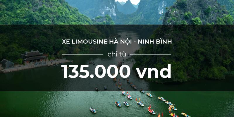 Limousine tuyến Hà Nội - Ninh Bình