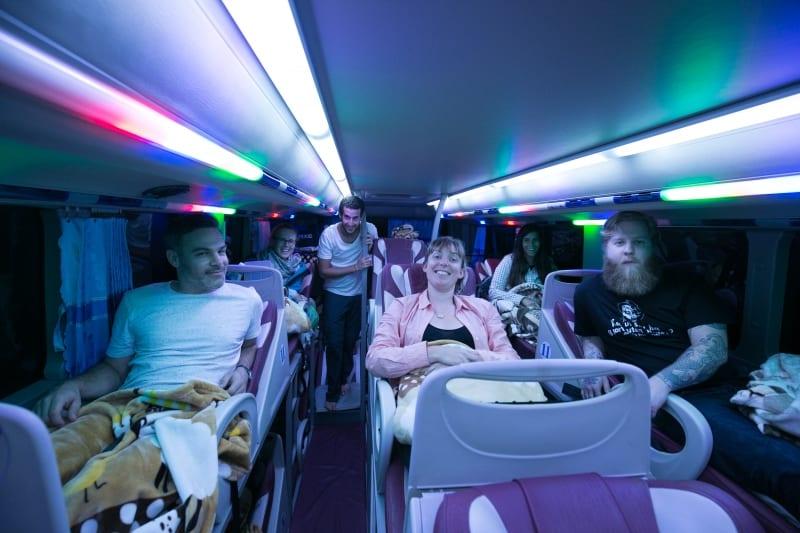 Top 10 Hãng xe giường nằm phục vụ tốt nhất ở Hà Nội - hinh 1