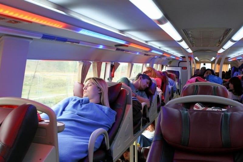 Top 10 Hãng xe giường nằm phục vụ tốt nhất ở Hà Nội - hinh 3