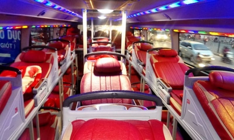 Top 10 Hãng xe giường nằm phục vụ tốt nhất ở Hà Nội - hinh 8
