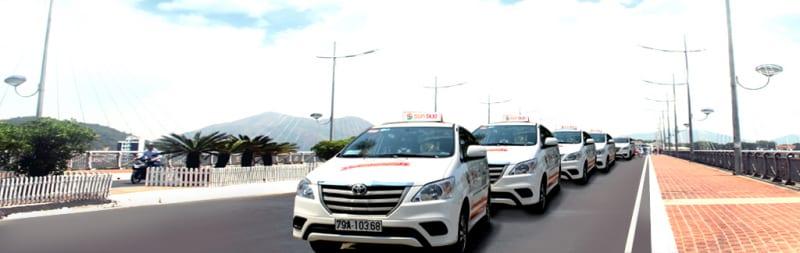 Top 5 Hãng taxi uy tín và chất lượng nhất tại Quy Nhơn, Bình Định - hinh 1