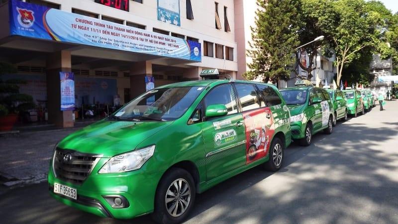Top 5 hãng taxi uy tín giá rẻ nhất tại Đà Nẵng -hinh 1