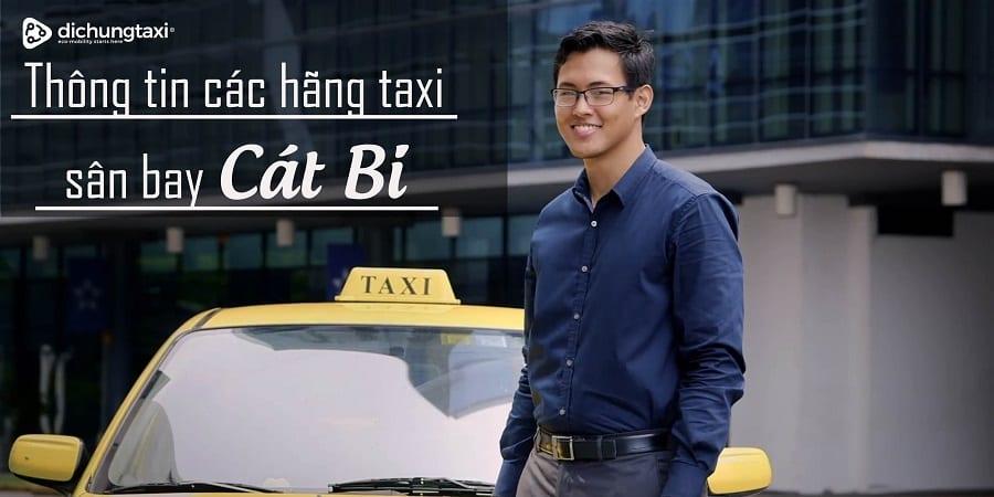 Danh bạ Taxi Sân Bay Cát Bi
