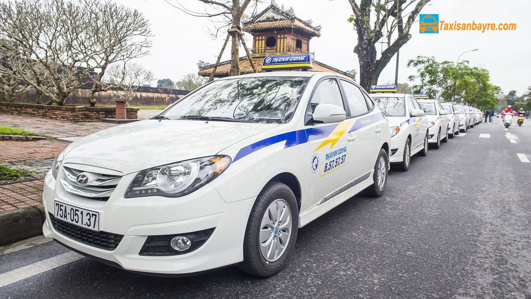 Taxi nội bài Thành Công huế