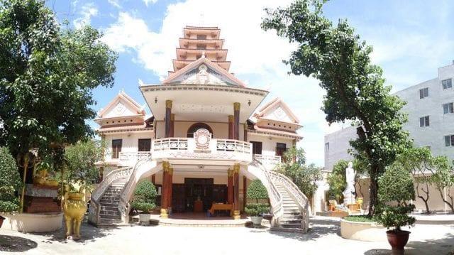 Chùa Tam Bảo – Đà Nẵng