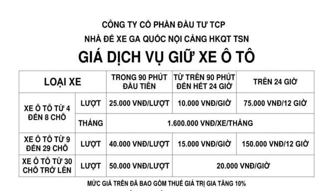 4 cách di chuyển từ sân bay Tân Sơn Nhất về trung tâm Thành Phố - hinh 2