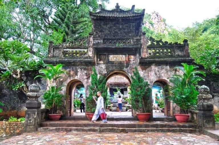 Chùa Tam Thai – Ngũ Hành Sơn – Đà Nẵng