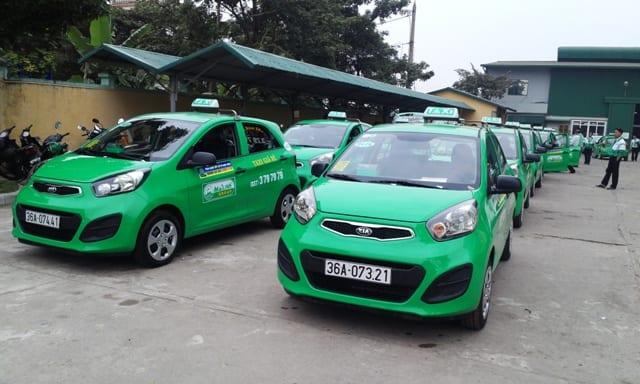 Taxi Mai Linh Thanh Hóa