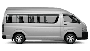 16 seater car