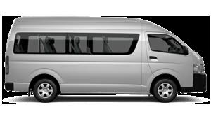 Minivan 12 people