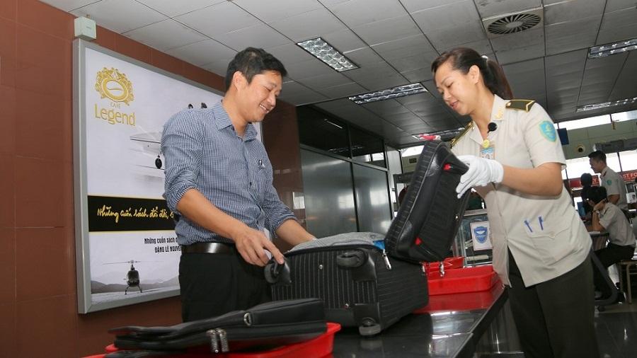 Hành khách quốc nội đi - Sân bay Nội Bài - hinh 3