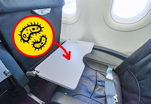 Mẹo đi máy bay chỉ những người thường xuyên đi mới biết - hinh 3