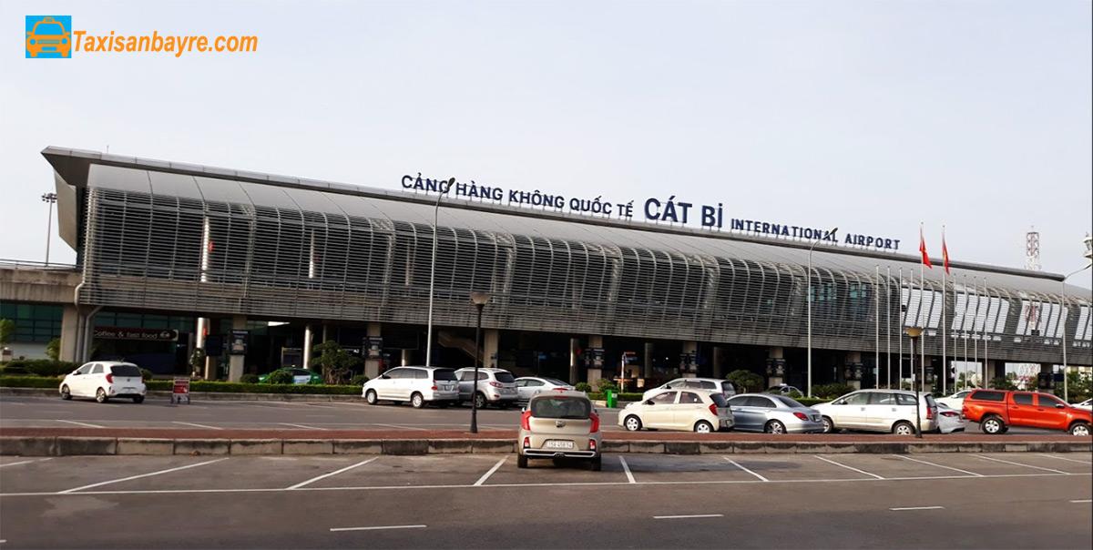 Taxi sân bay Cát Bi