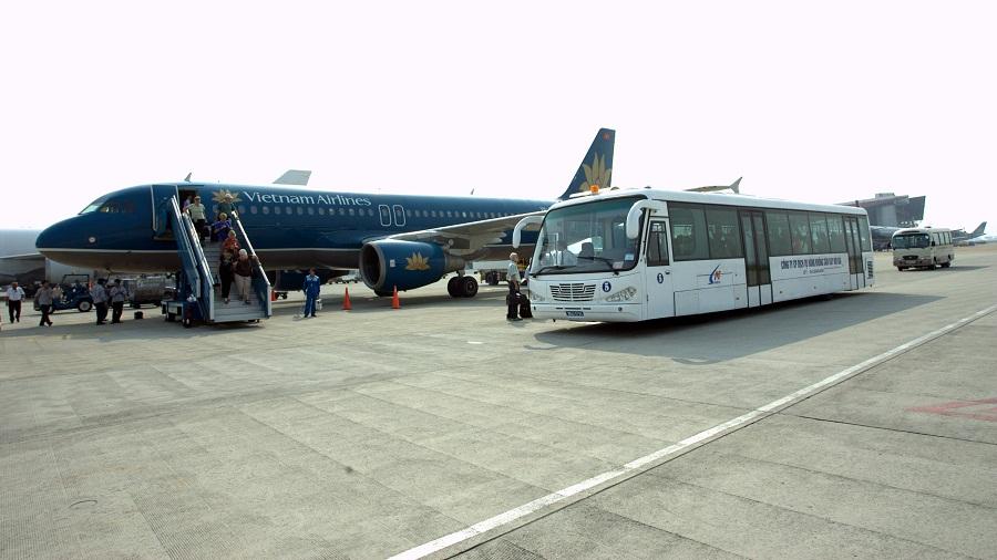Hành khách quốc nội đến sân bay Nội Bài - hinh 2