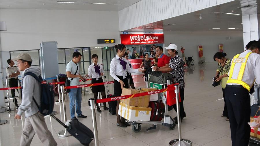 Hành khách quốc nội đến sân bay Nội Bài - hinh 3