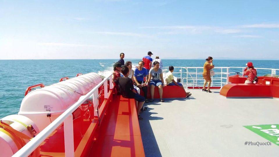 Danh sách tàu cao tốc đi Phú Quốc giá rẻ - hinh 5