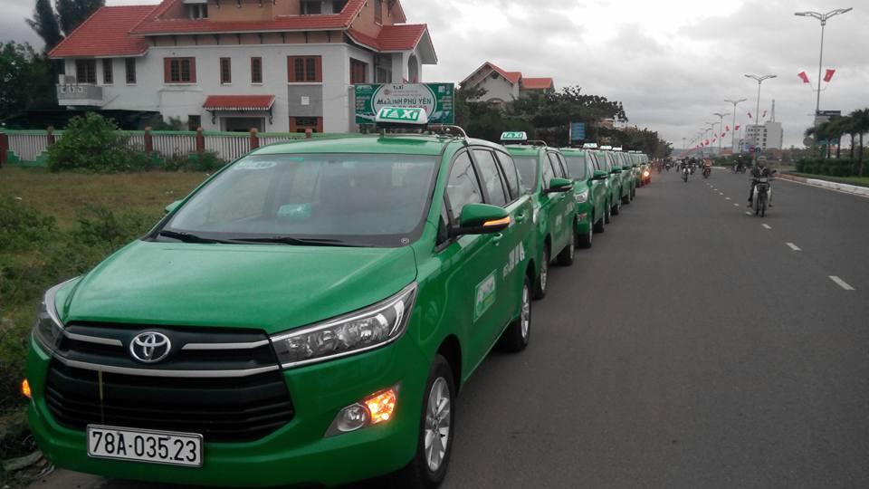 Taxi Mai Linh Phú Yên: Số điện thoại, giá cước