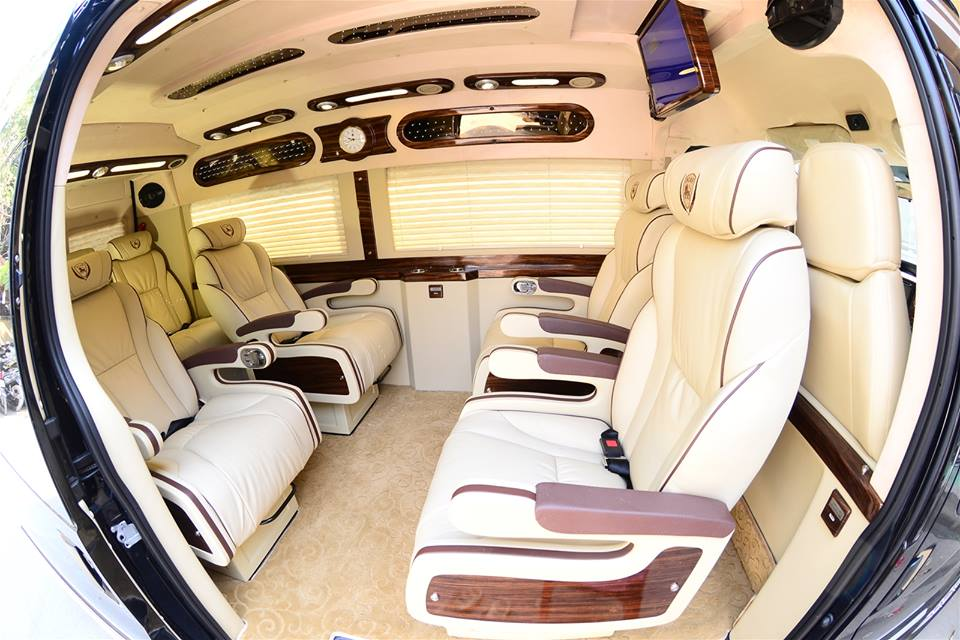 Vé Xe Limousine