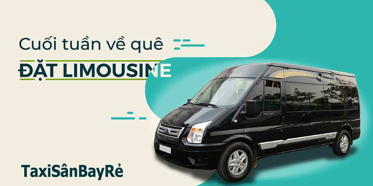 Đặt xe VIP Limousine về Quê