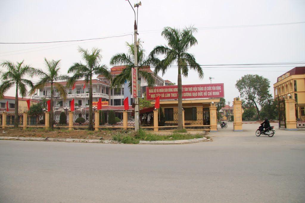 Taxi Nội Bài đi Đông Hưng, Thái Bình