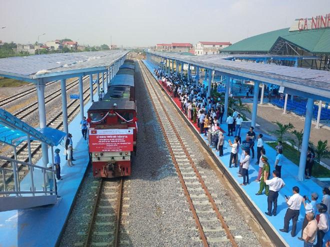 Kinh nghiệm du lịch Hà Nội - Ninh Bình bằng Tàu Hỏa - hinh 2