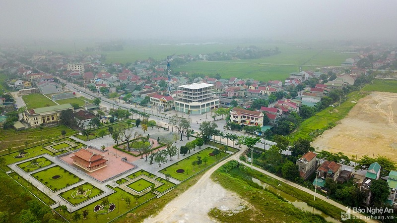 Taxi sân bay Vinh đi Hưng Nguyên, Nghệ An
