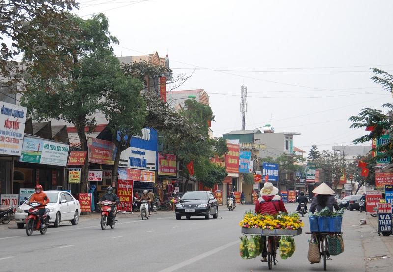 Taxi Nội Bài đi Kiến Xương, Thái Bình