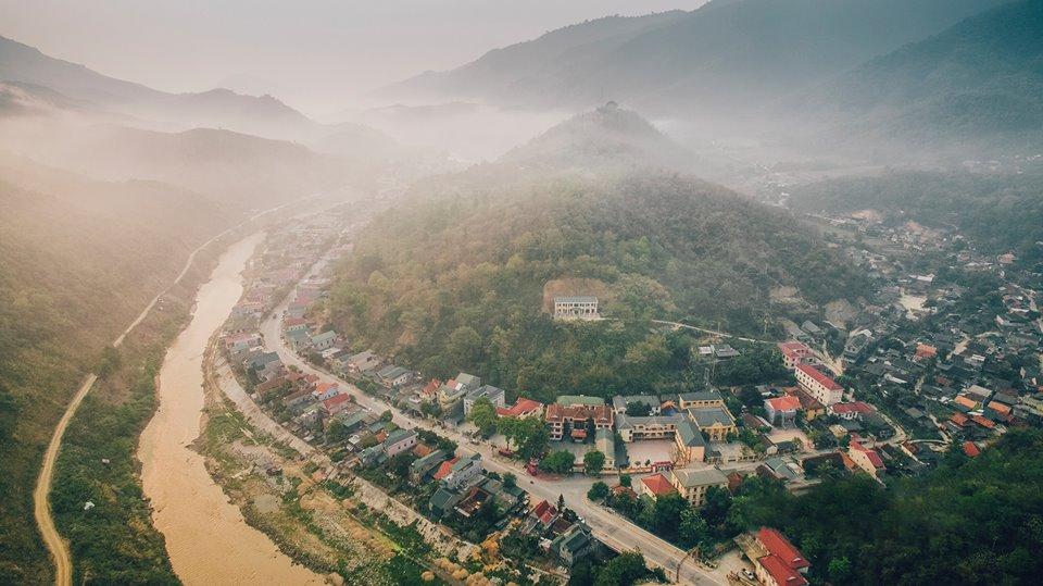 Taxi sân bay Vinh đi Kỳ Sơn, Nghệ An