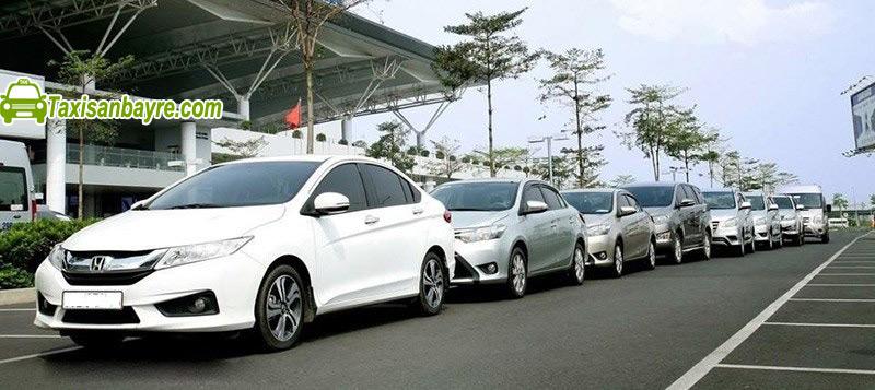 taxi san bay Vinh, Nghệ An