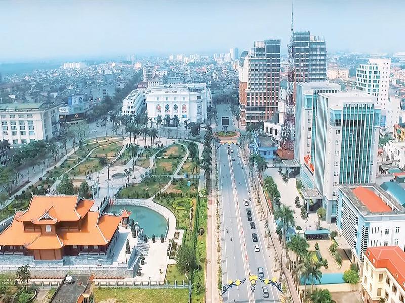 Taxi Nội Bài đi Thành phố Thái Bình