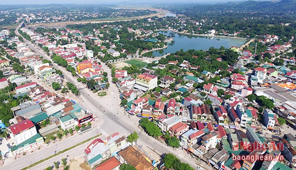 Taxi sân bay Vinh đi thị xã Thái Hòa, Nghệ An