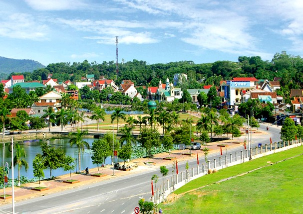 Taxi sân bay Vinh đi Thanh Chương, Nghệ An