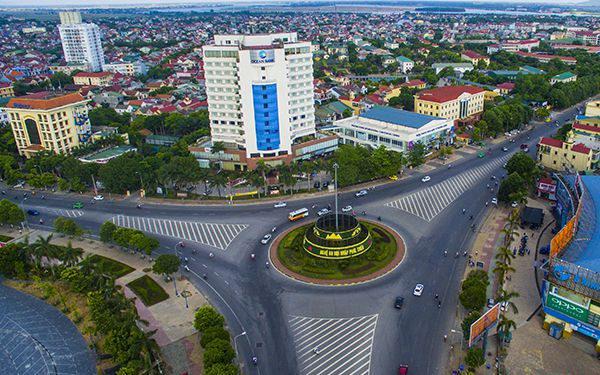 Taxi sân bay Vinh đi thành phố Vinh