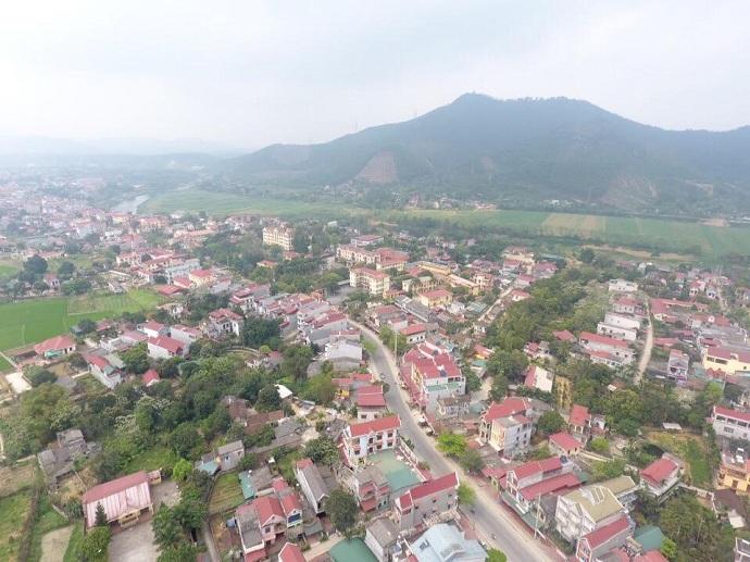 Taxi đi Thanh Sơn phú Thọ