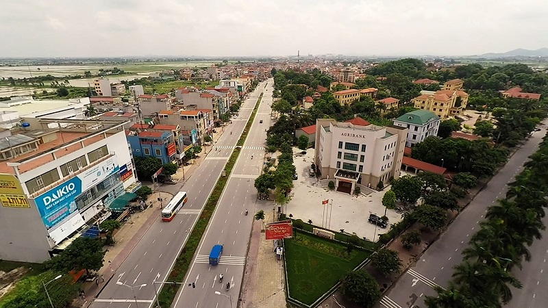 Taxi Nội Bài đi Tiên Du, Bắc Ninh