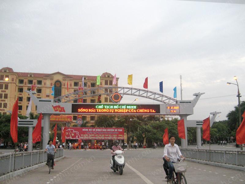 Taxi Nội Bài đi Vũ Thư, Thái Bình