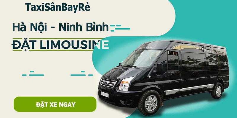 Xe Limousine Hà Nội đi Ninh Bình