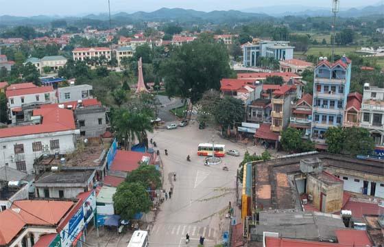 Taxi sân bay Nội Bài đi Yên Thế, Bắc Giang