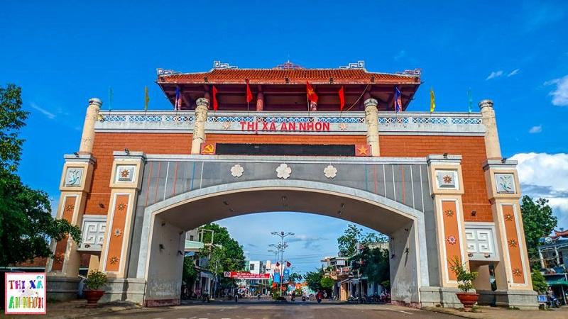 Taxi sân bay Phù Cát đi An Nhơn, Bình Định - hinh 1