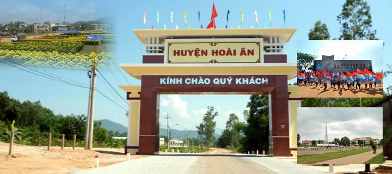 Taxi sân bay Phù Cát đi Hoài Ân, Bình Định -hinh 1