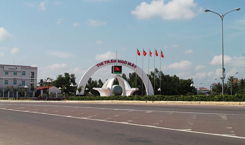 Taxi sân bay Phù Cát đi huyện Phù Cát, Bình Định - hinh 1