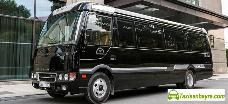 Top 10 nhà xe limousine đi Sapa - hinh 5