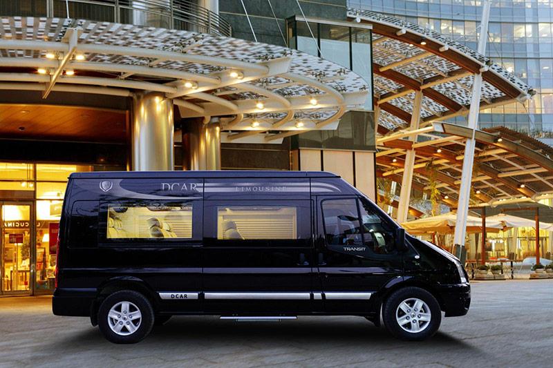 Xe Limousine đi Sapa – GREEN BUS