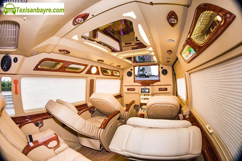Top 10 nhà xe limousine đi Sapa chất lượng cao, giá rẻ nên đặt vé sớm