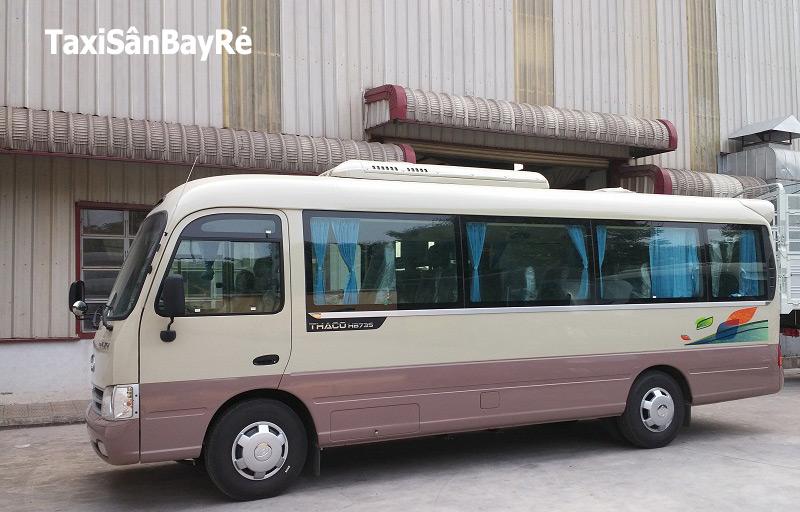 Xe khách Limousine Hà Nội đi về  Kiến Xương, Thái Bình - hinh 01