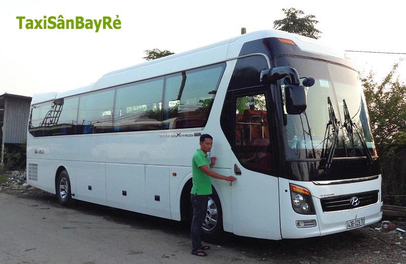 Xe khách Limousine Hà Nội đi về  Kiến Xương, Thái Bình - hinh 02