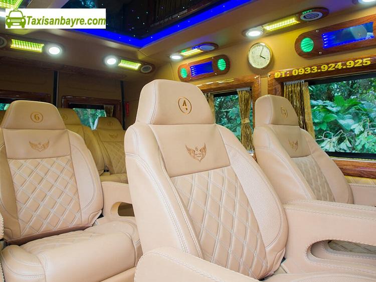 xe limousine Sài Gòn đi Đà Lạt - hinh 2
