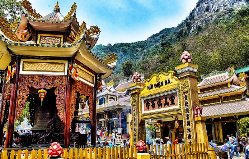 lễ hội Núi Bà Đen - Tây Ninh