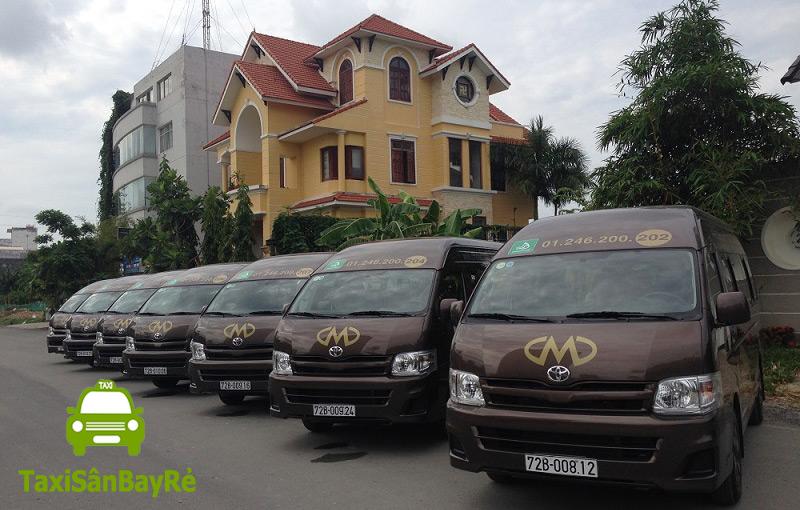 Xe limousine Minh Dũng đi Vũng Tàu